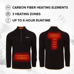 Heated garments